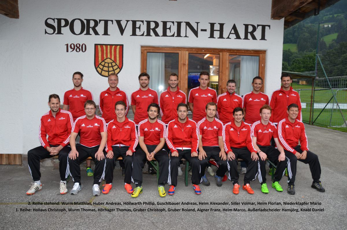 Der 1. FC Harterhof